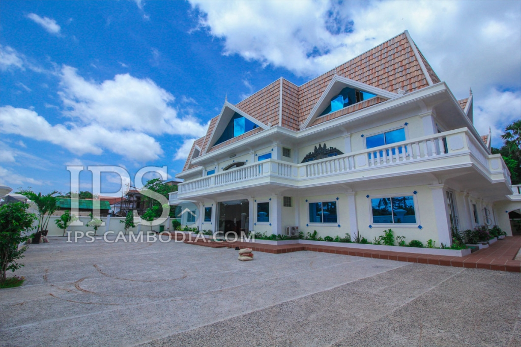 45 Bedroom Hotel Guesthouse For Sale In Siem Reap 45