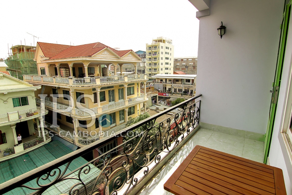 1 Bedroom Apartment For Rent Phnom Penh Bkk3 3715 Ips Cambodia