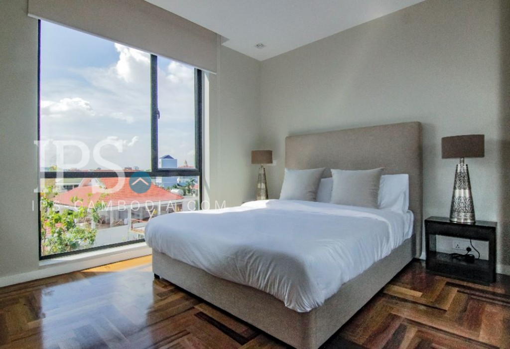3 Bedroom Apartment For Rent In Bedrooms Phnom Penh