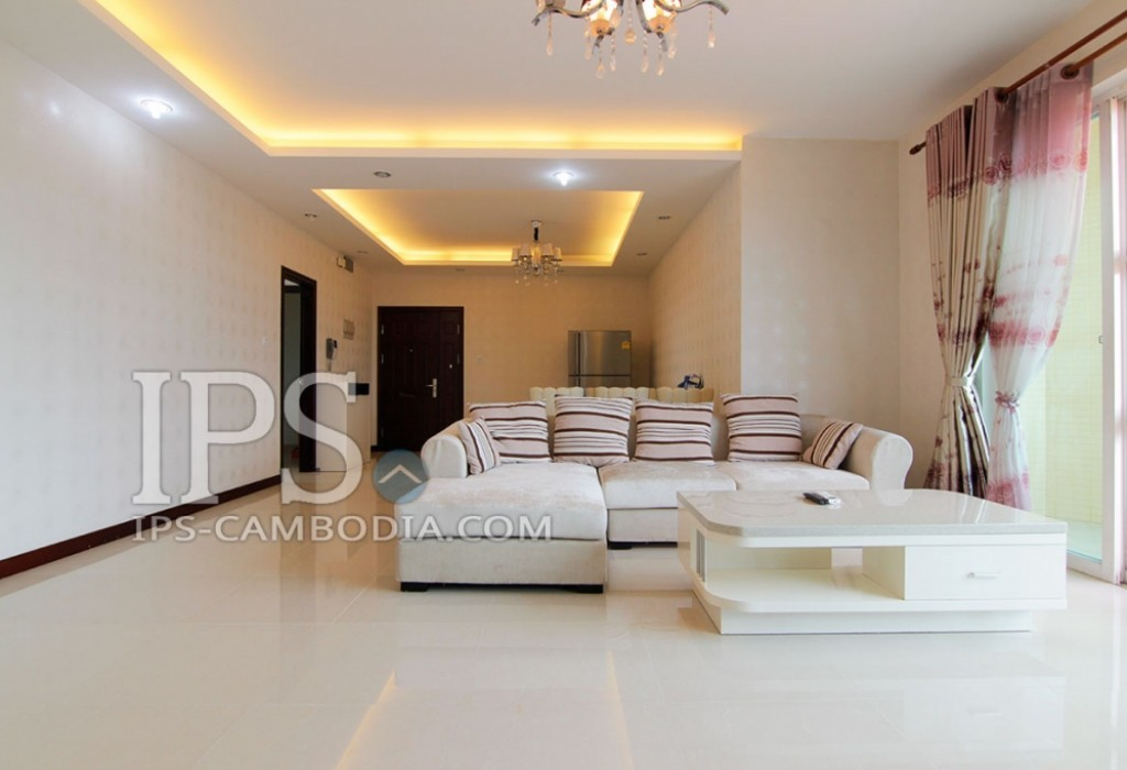 4 Bedroom Apartment For Rent In Four Bedrooms Phnom Penh