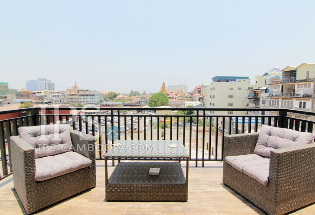 1 Bedroom Apartment For Sale Riverside And Central Market Phnom Penh 3795 Ips Cambodia