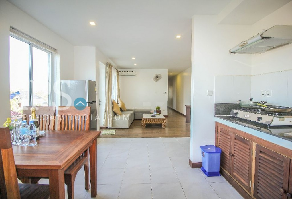 2 Bedroom Apartment For Rent In Siem Reap  Siem Reap  5341