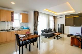 1 Bedroom Apartment for Rent -Toul Kork