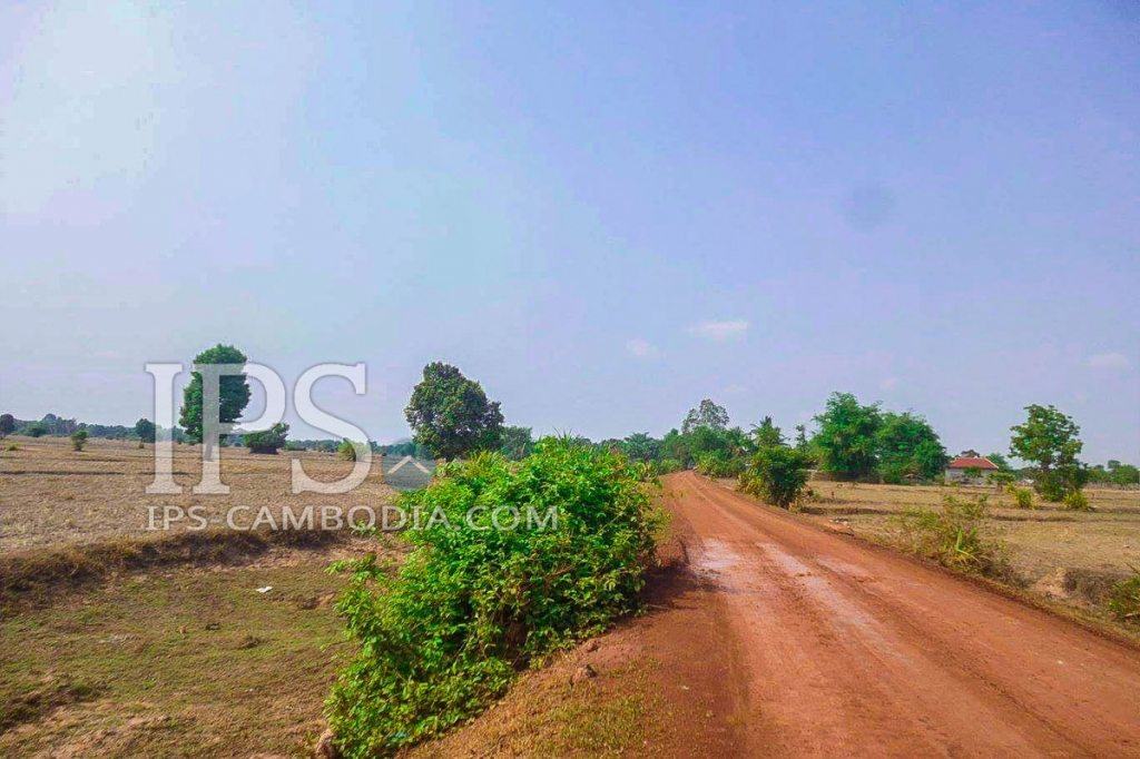 Land for Sale in Siem Reap - 33,000 sqm.