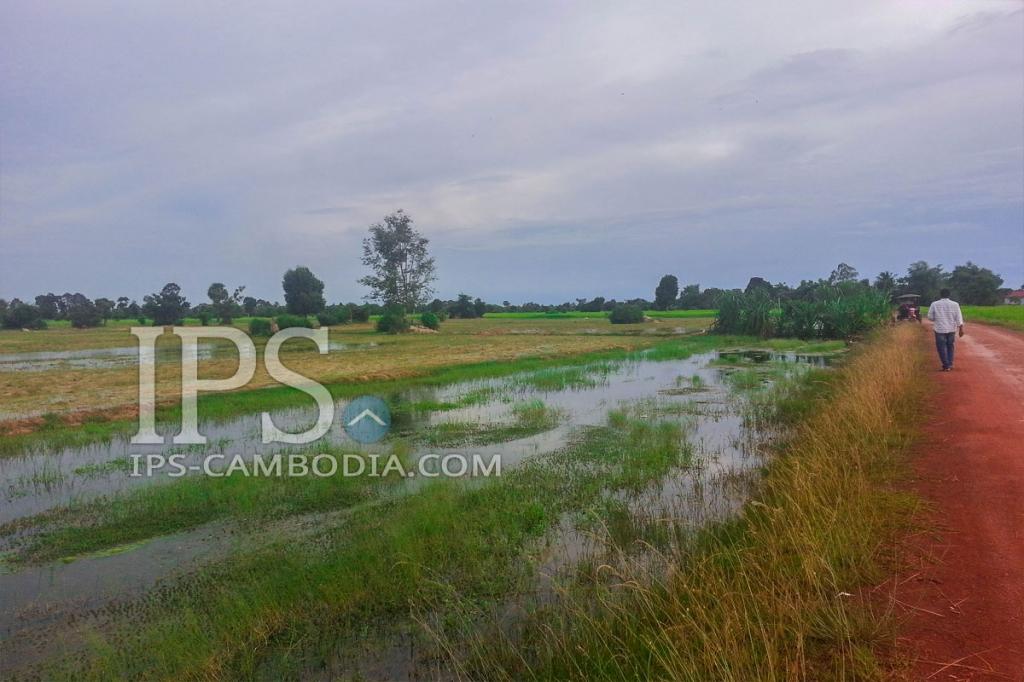 12,000 sqm. Land for Sale - Siem Reap