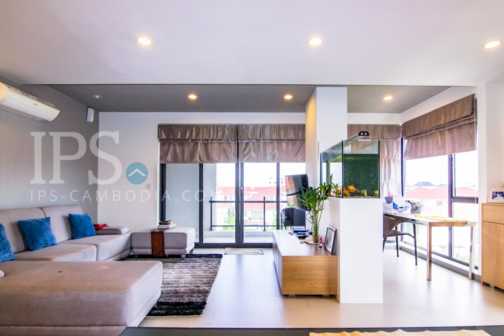 4 Bedroom Upscale Apartment For Sale Chroy Changvar 4745