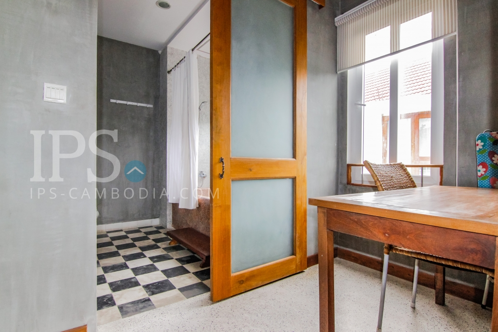Serviced Apartment for Rent in BKK1 - 2 Bedrooms