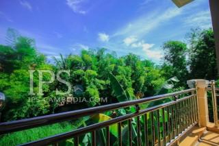 Siem Reap half Villa For Rent - upstairs thumbnail