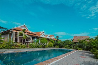 Boutique Hotel/Villas For Rent in Siem Reap