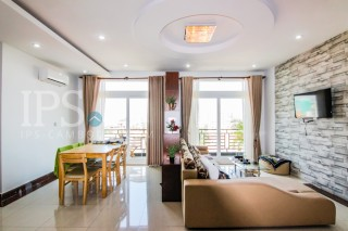 Serviced Apartment for Rent in Toul Kork - 2 Bedrooms