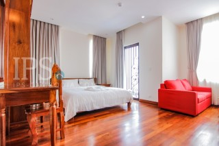 Serviced Studio Apartment in Phnom Penh - Toul Tum Poung