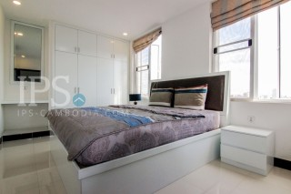 Serviced Apartment for Rent in BKK3 - 2 Bedrooms