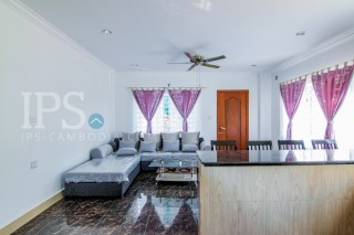 Tonle Bassac Serviced Apartment for Rent - Two Bedrooms