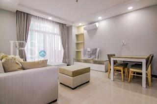 Well-lit 2 Bedroom Apartment in Sen Sok
