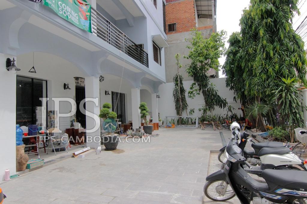 Office Space in Phnom Penh For Rent - BKK2