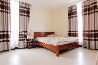 Two Bedroom Serviced Apartment in Tonle Bassac