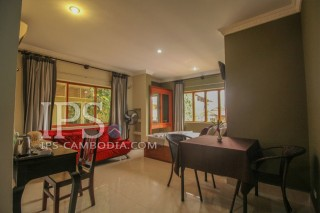 Studio Apartment for Rent in Siem Reap- Wat Bo Area