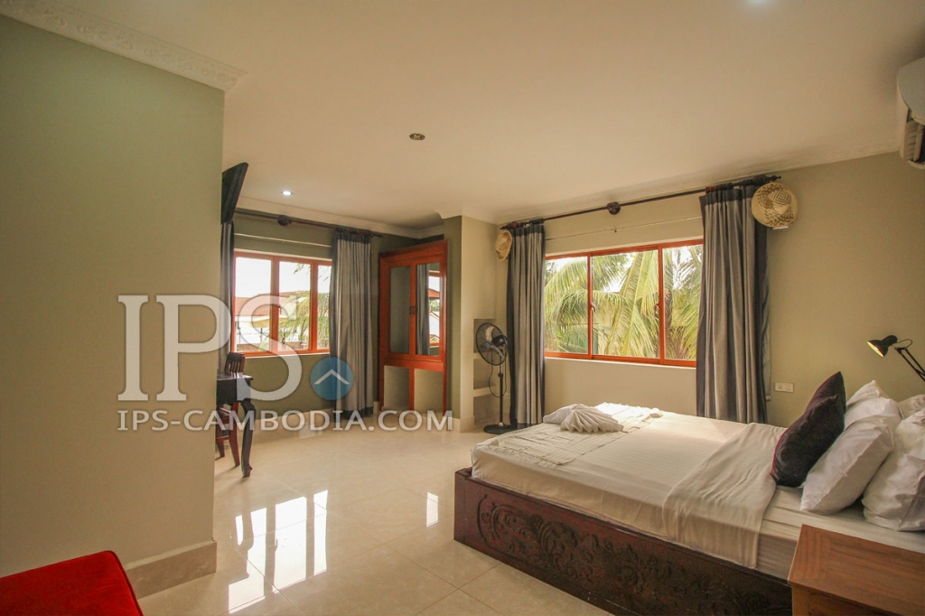 one bedroom for rent 1 bedroom apartment for rent in siem reap wat bo area 16554