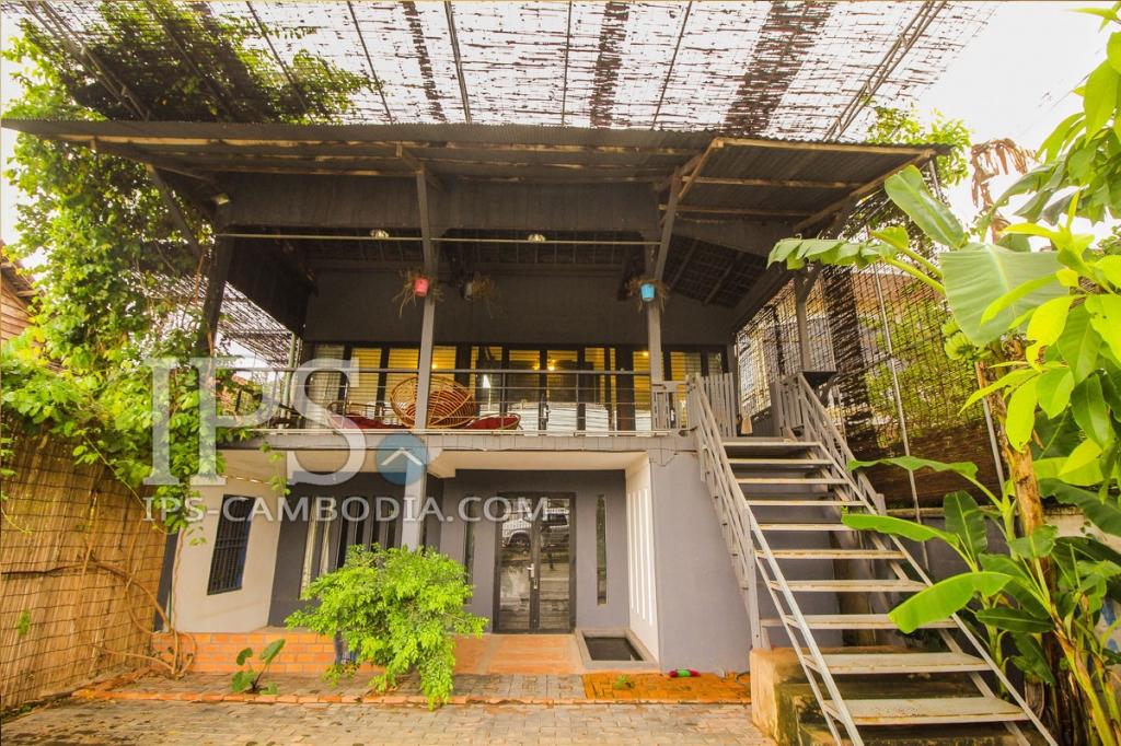 4 Bedroom Villa For Rent in Siem Reap