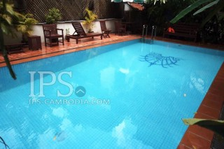 Great Location - Two Bedroom Apartment in Tonle Bassac