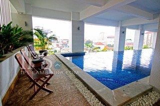 1 Bedroom Apartment for rent in Phnom Penh - Russian Market