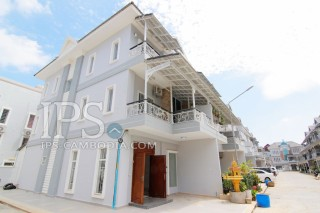 Four Bedroom Townhouse For Sale - Russey Keo