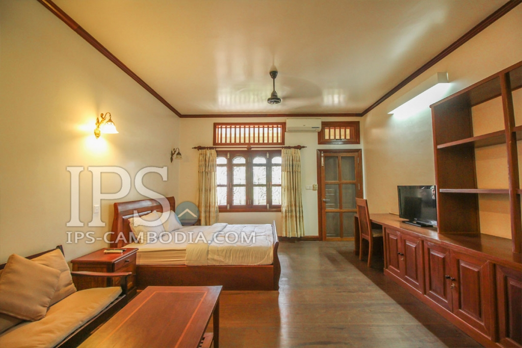 Apartment for Rent in Siem Reap - Wat Bo Area