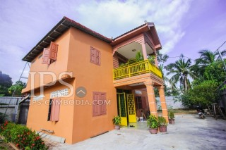 Siem Reap - 3 Bedroom Villa for Rent