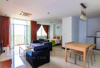 Furnished One Bedroom Apartment in Chroy Changva