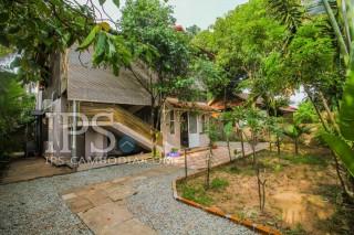 Siem Reap - 2 Bedroom Villa for Rent
