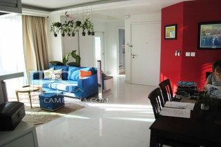 Apartment for Rent in Phnom Penh - Two Bedrooms in BKK1