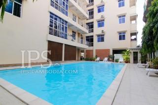 Apartment in Phnom Penh - One Bedroom in BKK1
