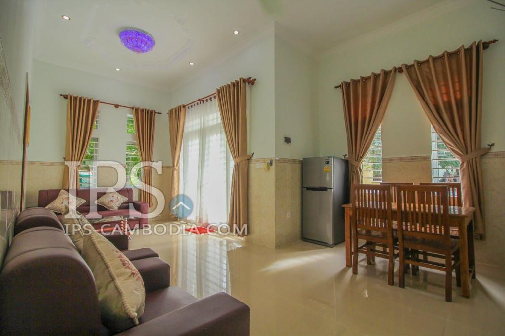 Siem Reap 1 Bedroom Apartment for Rent - Svay Dangkum
