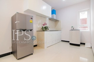 Serviced Apartment for Rent in Boeung Trabek - One Bedroom