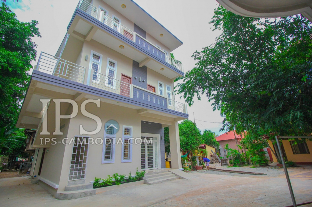 1 Bedroom Apartment for Rent in Siem Reap - Riverside