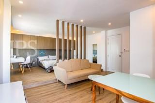 Studio Apartment for Rent - Phsar Daeum Thkov