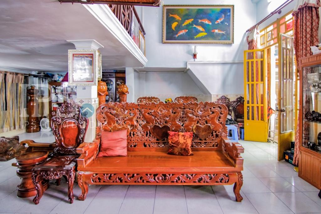 Phnom Penh Shophouse for Rent - 9 Bedrooms in BKK1