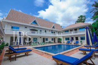 New Hotel for Sale in Siem Reap - 45 Bedrooms