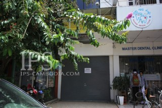 Shop House for Rent in Siem Reap