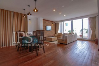 Services Apartment For Rent in Phnom Penh - One Bedroom in BKK1  thumbnail