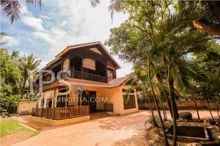 Four Bedroom Villa for Rent in Siem reap