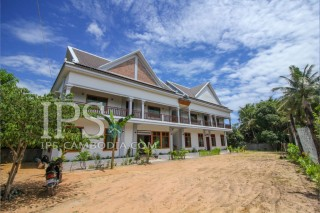 Four Units Apartment for Rent in Siem Reap