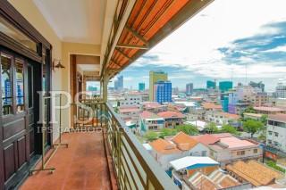 Phnom Penh Apartment for Rent in 7 Makara - One Bedroom