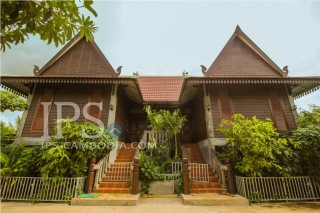 Exquisite Khmer Villa for Rent - Siem Reap