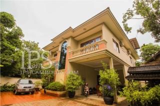 Siem Reap Boutique Hotel Business for Sale - Traeng village