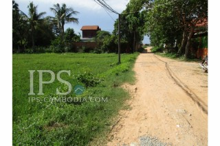 Land for Sale in Siem Reap -  351 sqm