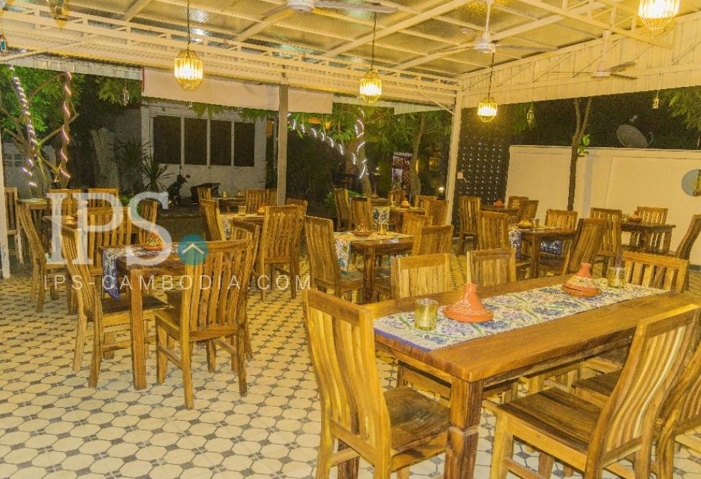 Restaurant Business for Sale - Night Market Area