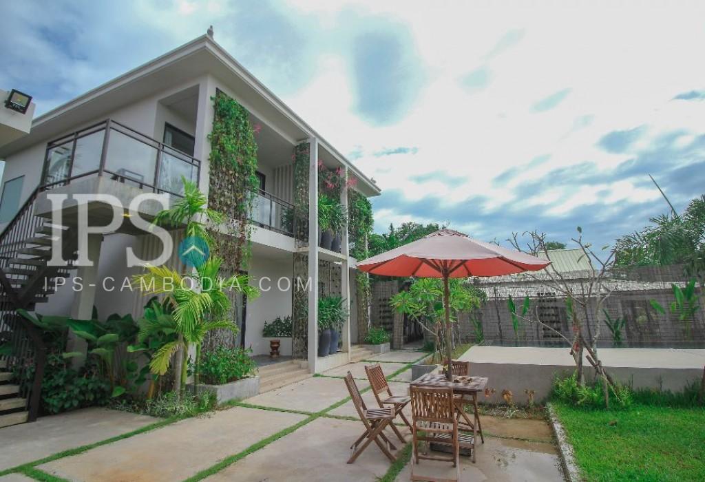 Modern Three Bedroom Villa for Sale in Siem Reap - Salakamreuk