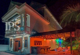 Siem Reap Guest House Business for Sale
