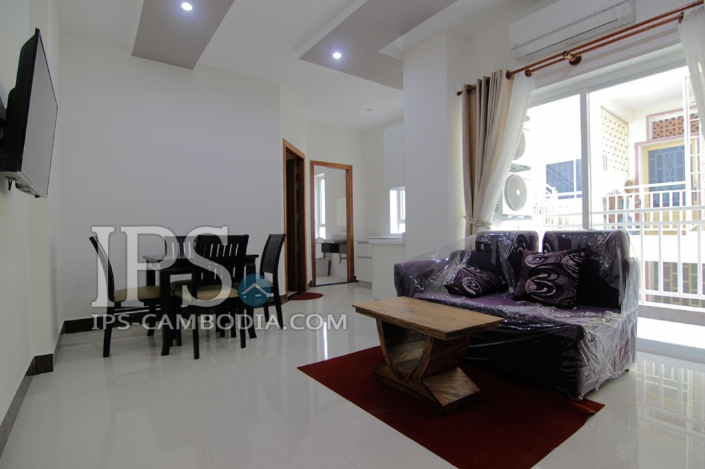 Simple Elegant Apartments Phnom Penh near Russian